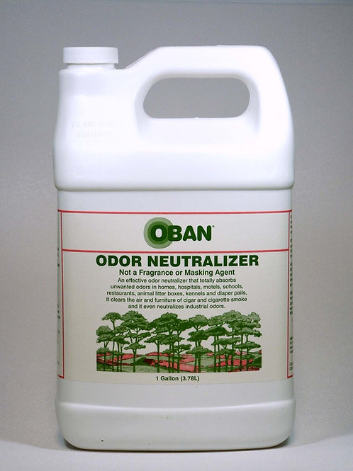 OBAN 1 gallon Concentrate
