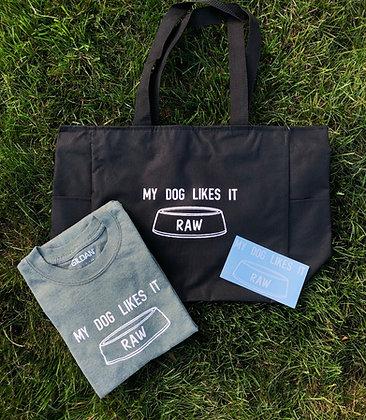 T-Shirt, Sticker, Tote Bundle Deal
