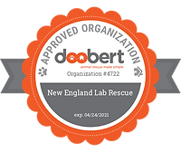 4722 - New England Lab Rescue - Org Badg