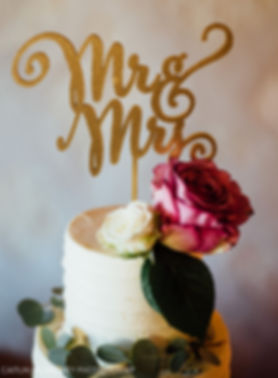 My Forever By Nikki - San Antonio Texas Wedding Consultant/Planner/Coordinatior - Wedding decoration country chic wedding cake topper with flowers