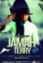 Jamah Terry aka #BlacKoustic or #BlacKousticLive