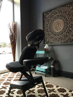 uptown chair massage