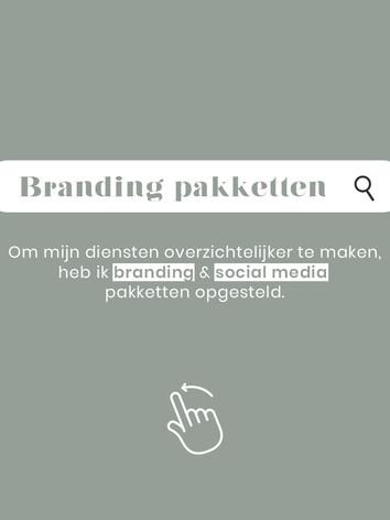 Branding Pakketten