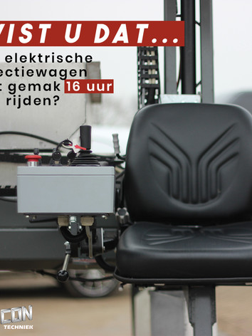 Gercon Techniek Selectiewagen