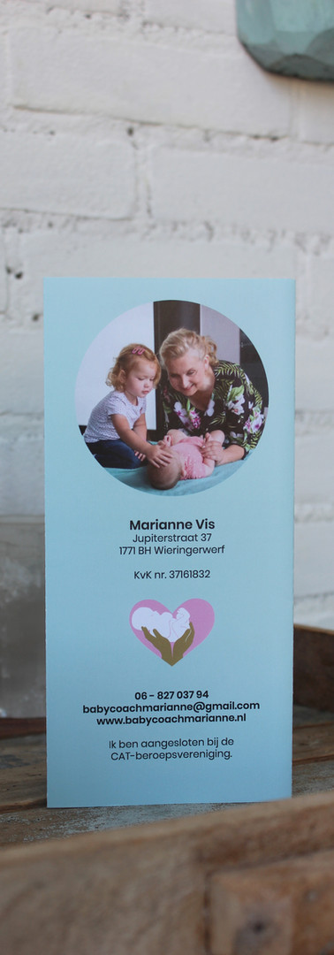 Folder Babycoach Marianne