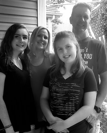 Alyssa & Her Family