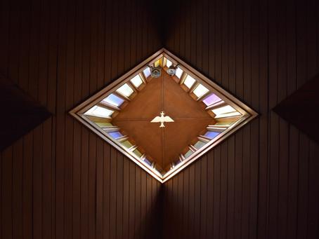 Do we overlook the Holy Spirit?