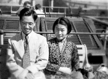 钱钟书与杨绛在欧洲留学的故事