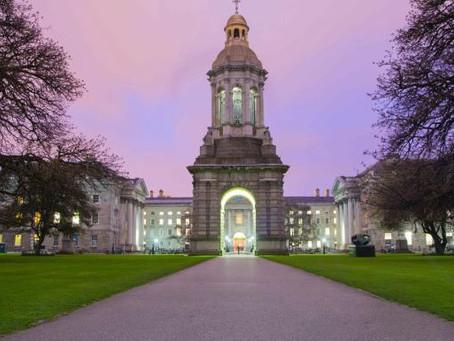 如果你在都柏林圣三一大学留学,那么你的校友将可能是他们……