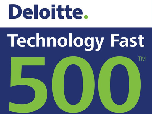 2018 Deloitte Technology Fast 500™ Winner