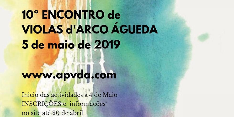 10º Encontro de Violas d'arco Águeda 2019