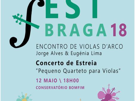 ViolaFest Braga 2018