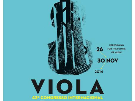 42º Congresso Internacional da Viola Porto 2014