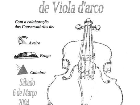 3º Encontro de Violas d'arco Porto 2004