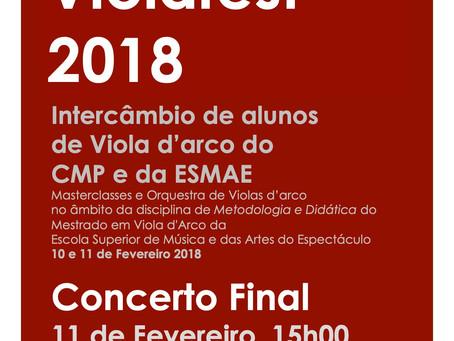 ViolaFest Porto 2018