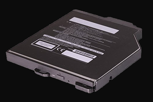 DVD-RW drive: Panasonic Toughbook CF-31