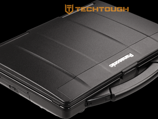Exclusive to TechTough: Black Panasonic Toughbook CF-53