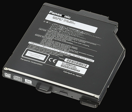 DVD-RW drive: Toughbook CF-30