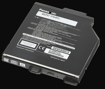 DVD-RW drive: Toughbook CF-30