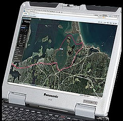 GPS Toughbook