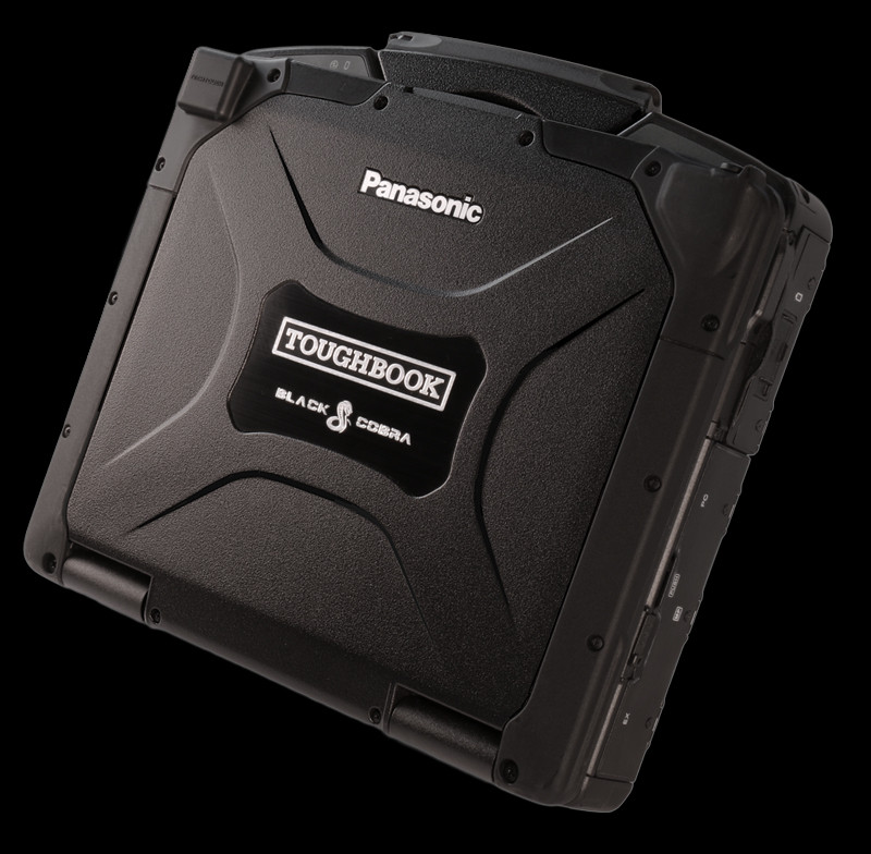 Panasonic Toughbook CF-30 - Black Cobra