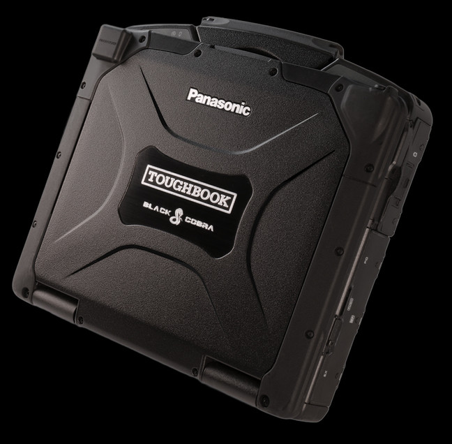 Panasonic Toughbook CF-30 - Black Cobra