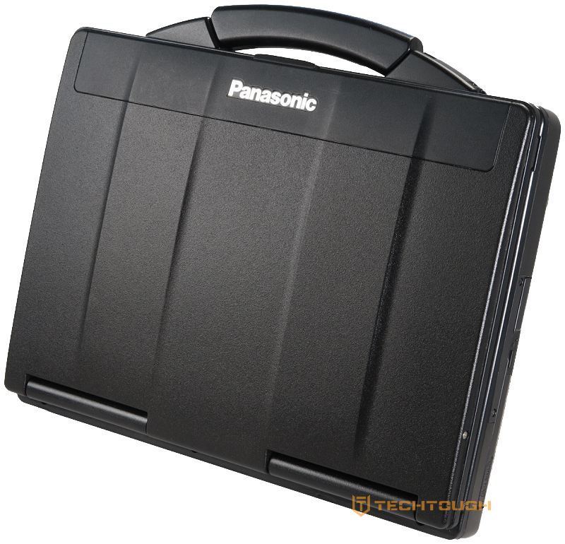 Black Panasonic Toughbook CF-53 laptop - Photo #3