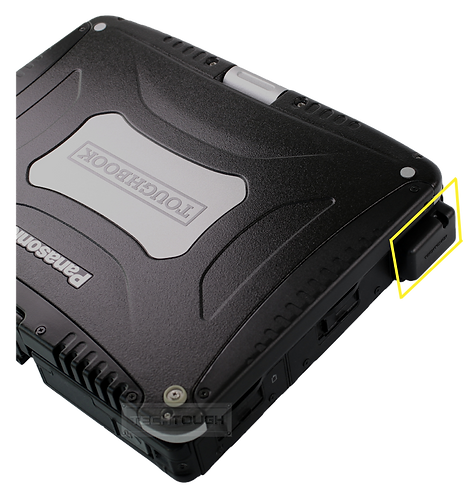 Global GPS - Toughbook CF-19