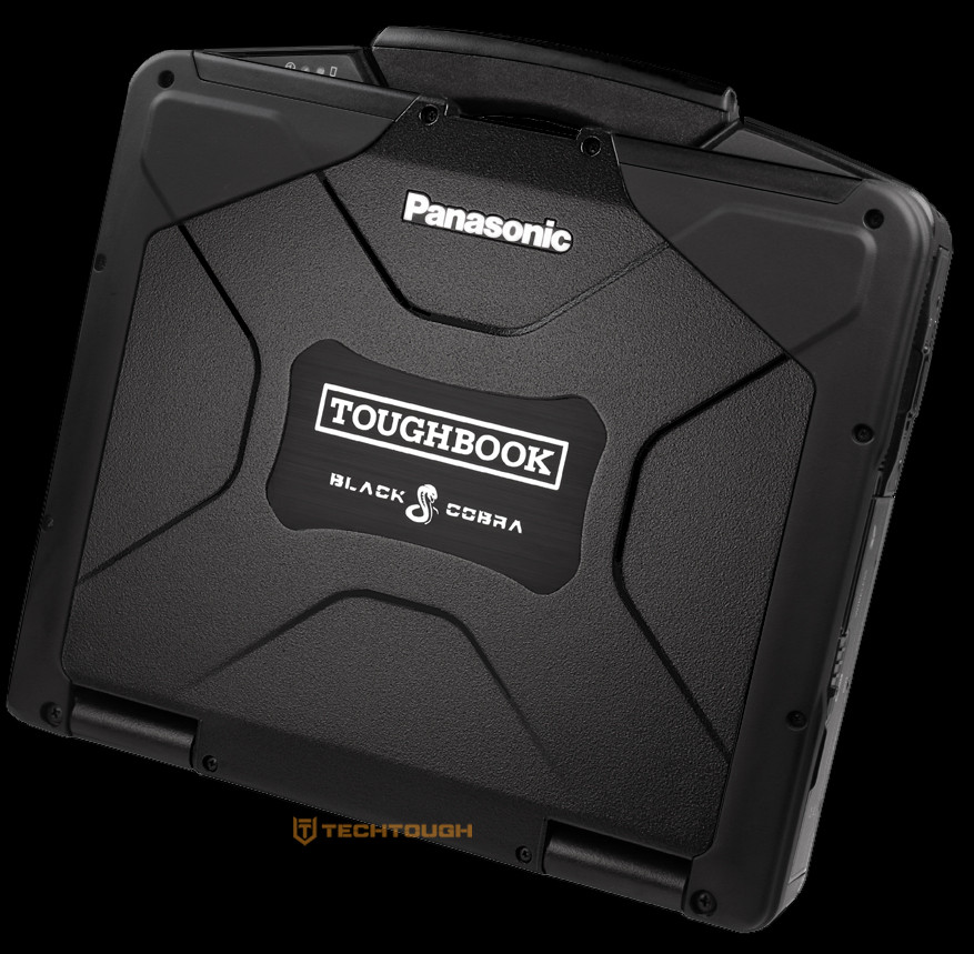 Panasonic Toughbook CF-31 - Black Cobra