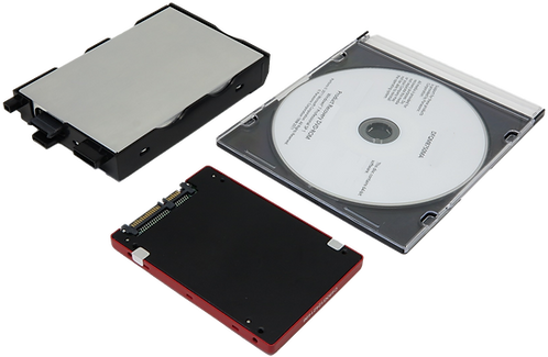 Hard Drive Caddy: Toughbook CF-52