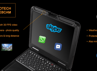 HD Webcam for Panasonic Toughbook CF-31