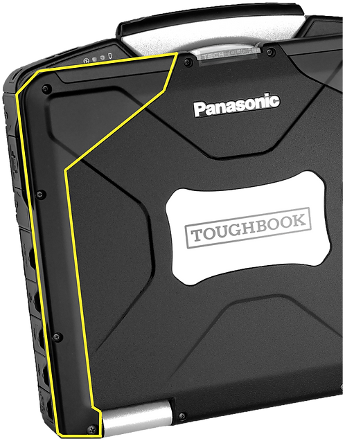 Global GPS - Toughbook CF-31