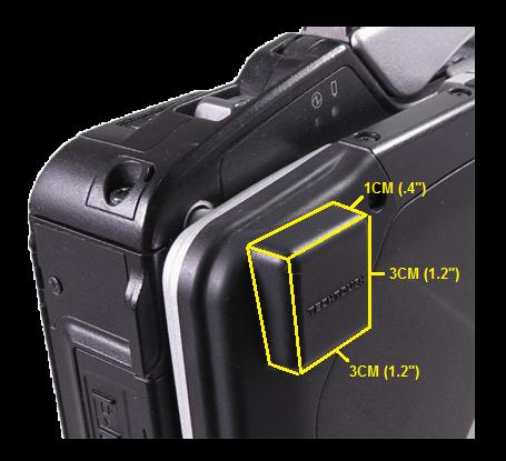 Global GPS - Toughbook CF-30