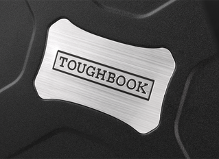 Behold our new Aluminum lid label for Panasonic Toughbook CF-19 CF-30 CF-31