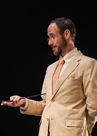 Pepe Mira - Polonio (Hamlet)