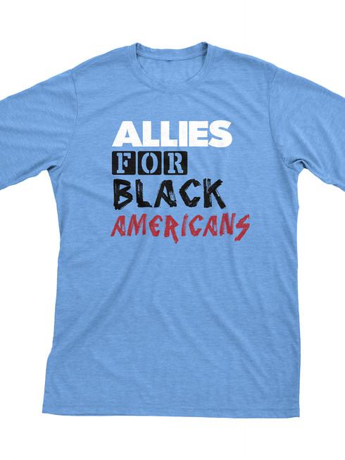 ALLIES FOR BLACK AMERICANS SHIRT BLUE.jp