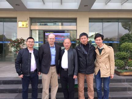 Hubei Forbon Technology to set up China JV with Canada's Soiloptix Inc