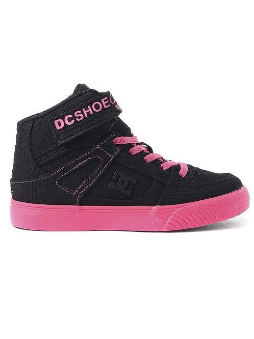Botinha DC Shoes infantil