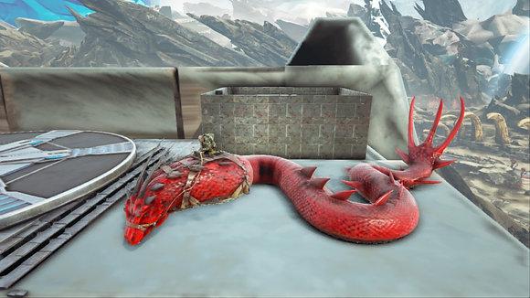 216 Unleveled Red Basilisk PS4 PVE OFFICIAL DEDICATED SERVER