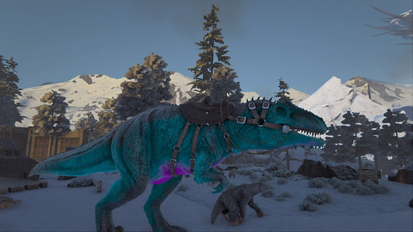 275 Male Giga 875 Base Melee High Stats PS4 PVE Official Dedicated Server