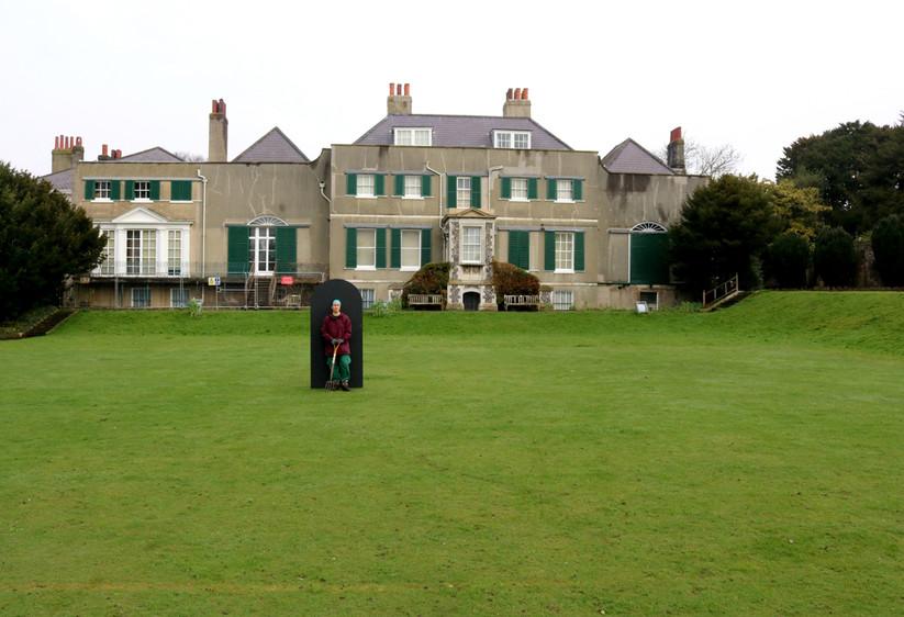 Croquet Lawn Portal (Claire)