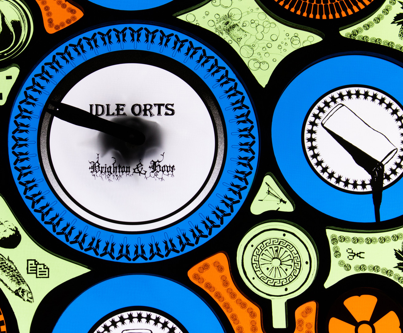 IDLE ORTS (2019) - detail