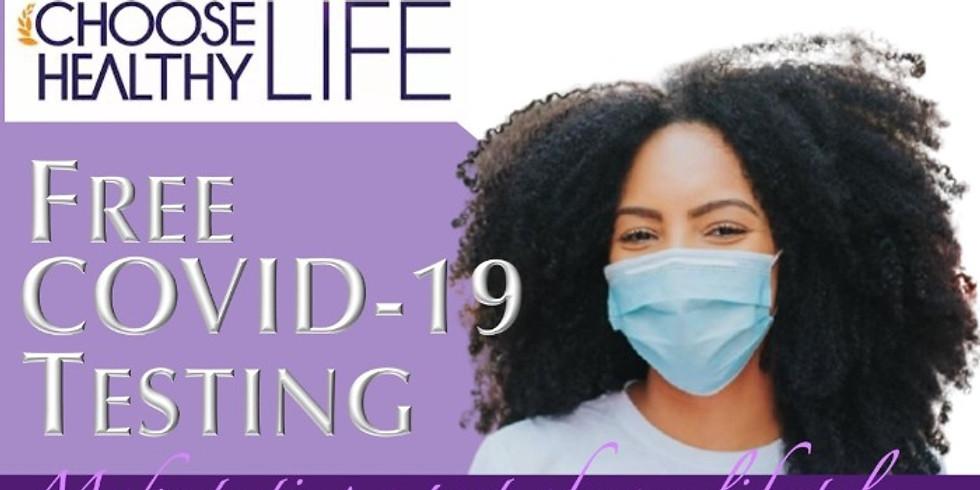 Zion Hill Baptist Church: FREE COVID-19 Testing