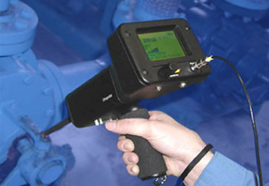 Ultrasonic Leak Locator