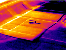 Infrared Roof Leak Inspection