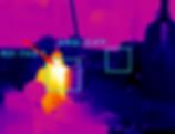 Infrared Mechanical Pump Inspection