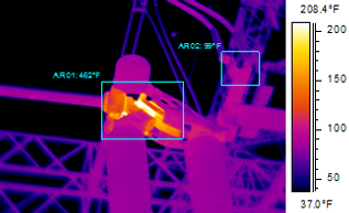 Infrared Electrical Testing