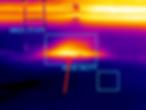 Swimming Pool Leak Infrared
