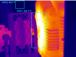 Infrared Mechanical Testing