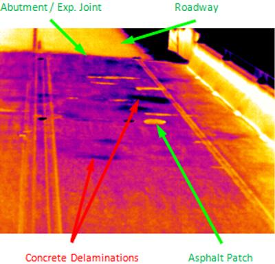 Infrared Bridge Decl Investigation